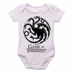 Roupa Bebê  Game of Thrones