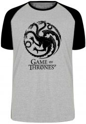 Camiseta Raglan  Game of Thrones