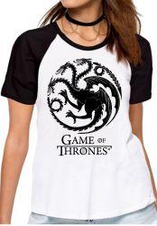 Blusa Feminina Game of Thrones