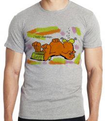 Camiseta Garfield I hate mondays