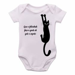 Roupa  Bebê Gato e sapato