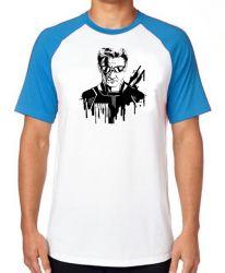 Camiseta Raglan Gavião Arqueiro