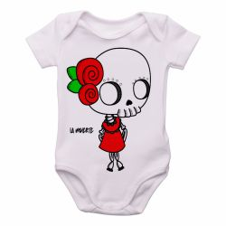 Roupa  Bebê  Girl La muerte