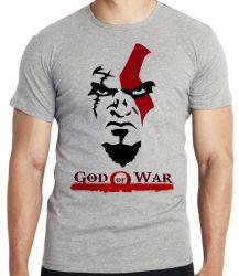 Camiseta Infantil  God of War