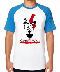 Camiseta Raglan God of War