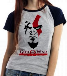Blusa Feminina  God of War