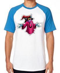 Camiseta Raglan Gorpo