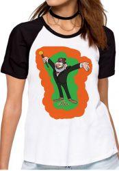 Blusa Feminina Gravity Falls Tio Stan