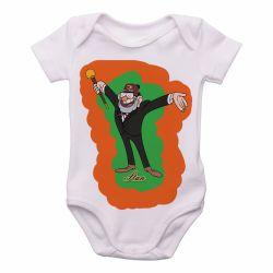 Roupa  Bebê   Gravity Falls  Tio Stan