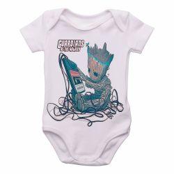 Roupa  Bebê  Groot fita 2
