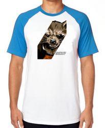 Camiseta Raglan Rocket