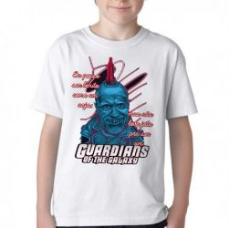 Camiseta Infantil Yondu anjo