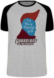 Camiseta Raglan Yondu perfil