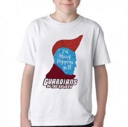Camiseta Infantil Yondu perfil