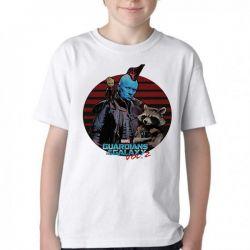 Camiseta Infantil Yondu Rocket volume 2