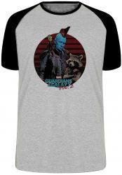 Camiseta Raglan Yondu Rocket volume 2