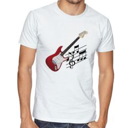 Camiseta Guitarra Instrumento