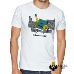 Camiseta Fred Mercury elemento Queen