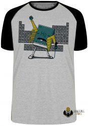 Camiseta Raglan Fred Mercury elemento Queen