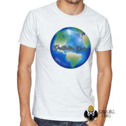 Camiseta Gratidão Gaia