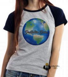 Blusa Feminina Gratidão Gaia