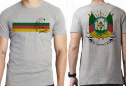 Camiseta Gaúcho de Alma e Coração