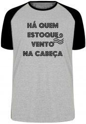Camiseta Raglan Estocar vento