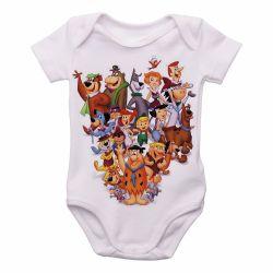 Roupa  Bebê   Hanna Barbera personagens