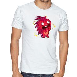 Camiseta  Happy Tree Friends Flakey