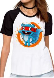 Blusa Feminina Happy Tree Friends Splendid