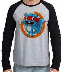 Camiseta Manga Longa Happy Tree Friends Splendid