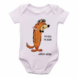 Roupa  Bebê   Hanna Barbera Hardy Hiena