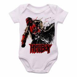 Roupa  Bebê  HellBoy Pistol