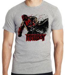 Camiseta HellBoy Pistol