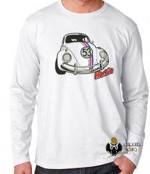 Camiseta Manga Longa Herbie