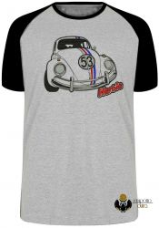Camiseta Raglan Herbie