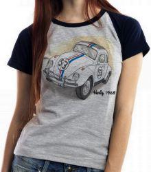 Blusa Feminina Herbie 1968