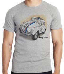 Camiseta Infantil Herbie  1968