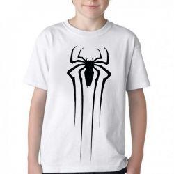 Camiseta Infantil Homem Aranha Venom
