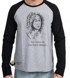 Camiseta Manga Longa Homem da Califórnia Stoney
