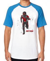 Camiseta Raglan Homem Formiga
