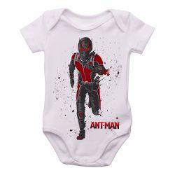 Roupa  Bebê  Homem Formiga