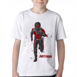 Camiseta Infantil Homem Formiga