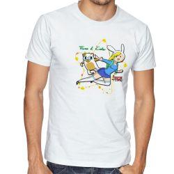 Camiseta Adventure Time Fiona Cake