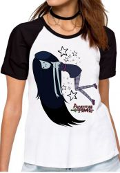 Blusa Feminina  Adventure Time Marceline