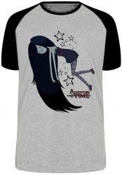 Camiseta Raglan Adventure Time Marceline