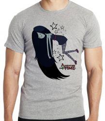 Camiseta Infantil  Adventure Time Marceline
