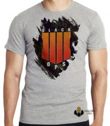 Camiseta Infantil Call of Duty  Black Ops