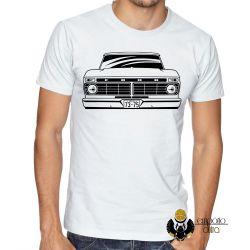 Camiseta Camioneta Ford antiga