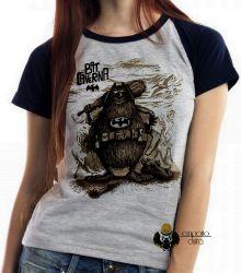 Blusa Feminina Capitão Bat Caverna